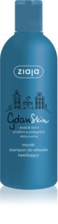 Ziaja Gdan Skin shampoing hydratant protecteur