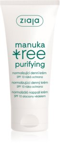 Ziaja Manuka Tree Purifying Normalizing Day Cream SPF 10