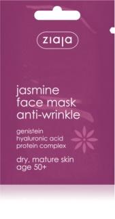 Ziaja Jasmine przeciwzmarszczkowa maseczka do twarzy
