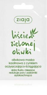 Ziaja Natural Olive Clay Facial Mask