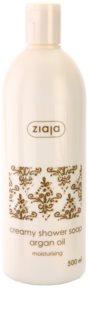 Ziaja Argan Oil odżywcze, kremowe mydło