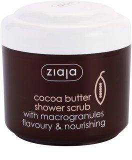 Ziaja Cocoa Butter peeling tusfürdő