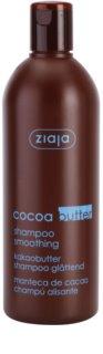Ziaja Cocoa Butter поживний шампунь з маслом какао