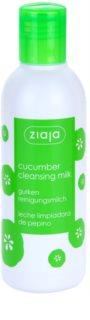 Ziaja Cucumber mleczko oczyszczajace do skóry tłustej i mieszanej