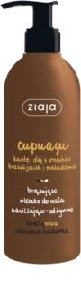 Ziaja Cupuacu samoopaľovacie telové mlieko