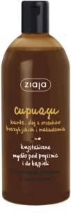 Ziaja Cupuacu kristály tusfürdő és fürdőszappan