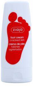Ziaja Foot Care krem regenerujący na popękaną skórę stóp