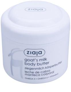 Ziaja Goat's Milk burro corpo