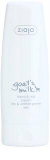 Ziaja Goat's Milk krém na ruky a nechty