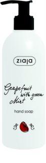 Ziaja Grapefruit with Green Mint Vloeibare Zeep  voor de Handen