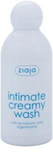 Ziaja Intimate Creamy Wash gel pentru igiena intima pentru piele sensibila