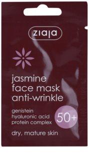 Ziaja Jasmine protivrásková maska na tvár
