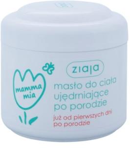 Ziaja Mamma Mia zpevňující tělové máslo pro ženy po porodu