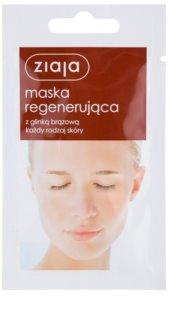 Ziaja Mask masque régénérant visage