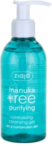 Ziaja Manuka Tree Purifying Reinigingsgel voor Gemengde en Vette Huid