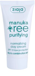 Ziaja Manuka Tree Purifying Day Cream for Combiantion and Oily Skin