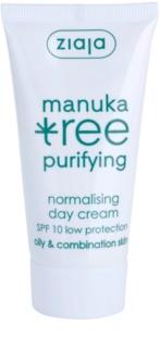 Ziaja Manuka Tree Purifying denný krém pre zmiešanú a mastnú pleť