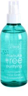 Ziaja Manuka Tree Purifying tonikum pro smíšenou a mastnou pleť