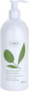 Ziaja Natural Olive testápoló tej olíva kivonattal