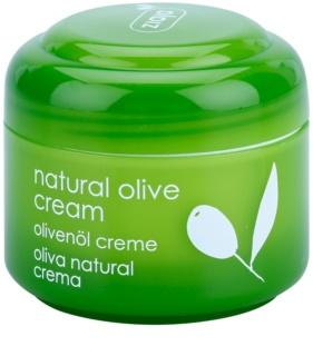 Ziaja Natural Olive крем для нормальної та сухої шкіри