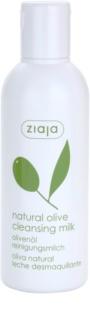Ziaja Natural Olive odličovacie mlieko s výťažkom z olív