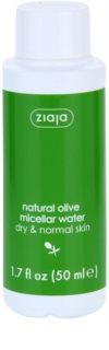 Ziaja Natural Olive мицеларна вода за нормална и суха кожа