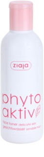 Ziaja Phyto Aktiv Toner For Sensitive Skin Prone To Redness
