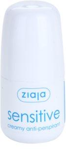 Ziaja Sensitive krémový antiperspirant roll-on