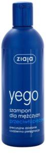 Ziaja Yego šampón proti lupinám pre mužov