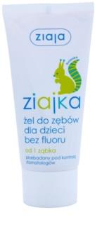 Ziaja Ziajka żel do zębów dla dzieci