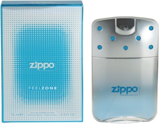 Zippo Fragrances Feelzone for Him Eau de Toilette voor Mannen 75 ml