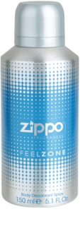 Zippo Fragrances Feelzone for Him Deo Spray voor Mannen 150 ml