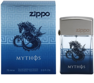 Zippo Fragrances Mythos Eau de Toilette for Men 75 ml