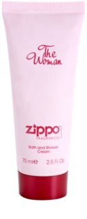 Zippo Fragrances The Woman sprchový krém pro ženy 75 ml