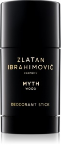 Zlatan Ibrahimovic Myth Wood Deodorant Stick for Men 75 ml