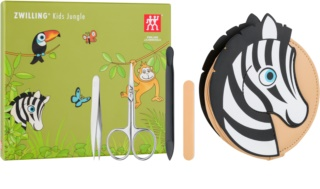Zwilling Kids Jungle set de manicura para niños