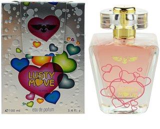 Zync Lusty Move eau de parfum para mujer 100 ml