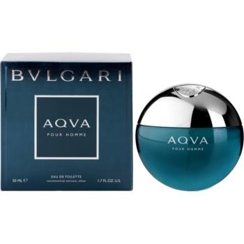 Bvlgari AQVA Pour Homme eau de toilette para hombre 50 ml