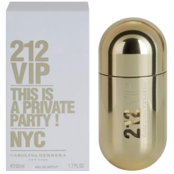 Carolina Herrera 212 VIP eau de parfum para mujer 50 ml