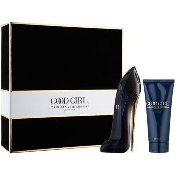 Carolina Herrera Good Girl lote de regalo I.  eau de parfum 50 ml + leche corporal 75 ml