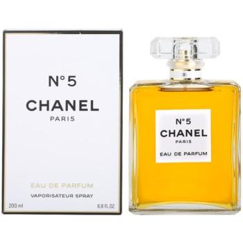 Chanel No.5 eau de parfum para mujer 200 ml