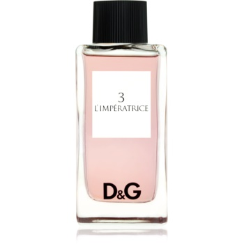 Dolce & Gabbana D&G Anthology L'Imperatrice 3 eau de toilette para mujer 100 ml