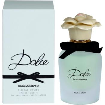 Dolce & Gabbana Dolce Floral Drops eau de toilette para mujer 30 ml