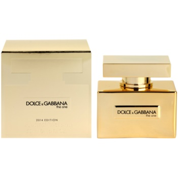 Dolce & Gabbana The One 2014 eau de parfum para mujer 50 ml