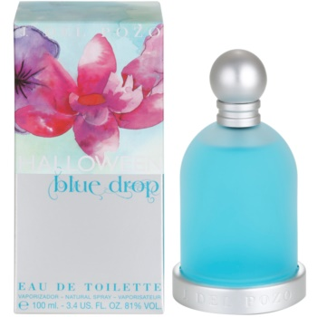Jesus Del Pozo Halloween Blue Drop eau de toilette para mujer 100 ml
