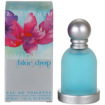 Jesus Del Pozo Halloween Blue Drop eau de toilette para mujer 30 ml
