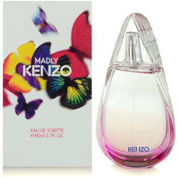 Kenzo Madly Kenzo eau de toilette para mujer 80 ml