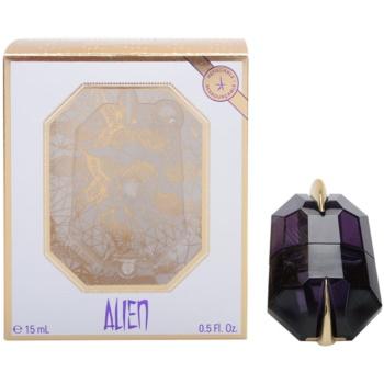 Mugler Alien eau de parfum para mujer 15 ml recargable