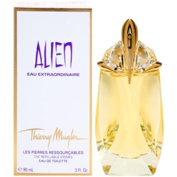 Mugler Alien Eau Extraordinaire eau de toilette para mujer 90 ml recargable