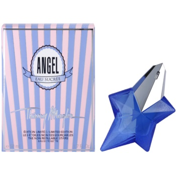 Mugler Angel Eau Sucree 2015 Edition eau de toilette para mujer 50 ml